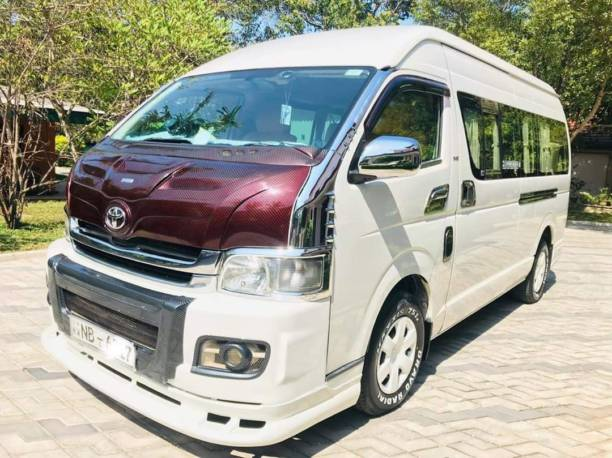 KDH222 High Roof Van for sale in colombo