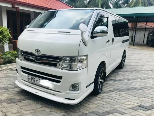 Toyota KDH SUPER GL for sale in anuradhapuara