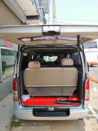 TOYOTA KDH 201 2011 van for sale in Kalutara