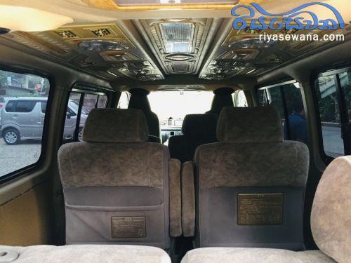 Private: Toyota KDH 202 Turbo 2013 Registered