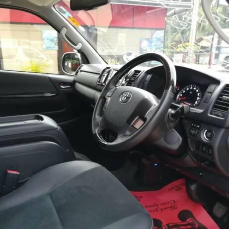 Toyota KDH 201 2016 Dark Prime Super GL