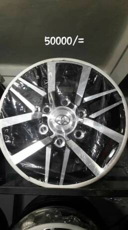 Brand New 15 Alloy Wheel for KDV Van