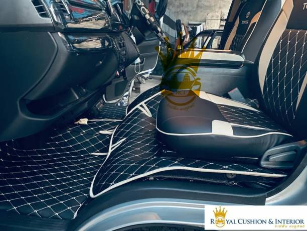 KDH VAN Modified By Royal Cushion and Interior